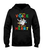 Autism Awareness Hooded Sweatshirt front