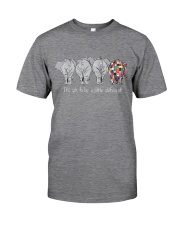 ELEPHANTS Classic T-Shirt front