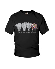 ELEPHANTS Youth T-Shirt thumbnail