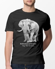 Elephants Classic T-Shirt lifestyle-mens-crewneck-front-13