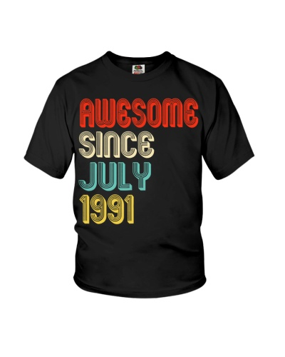 awesome since july 1991