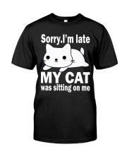 Cats Classic T-Shirt front