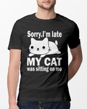 Cats Classic T-Shirt lifestyle-mens-crewneck-front-13