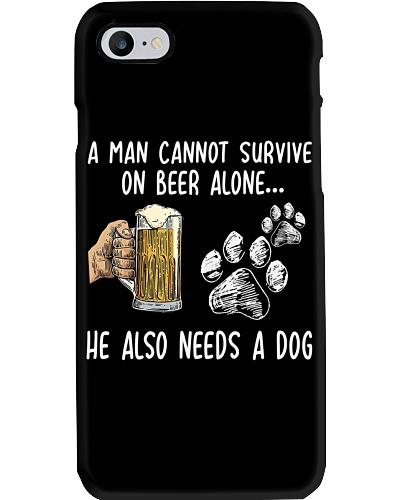 He also needs a dog