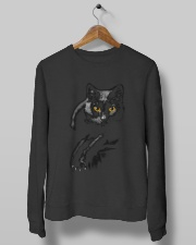 Cats Crewneck Sweatshirt lifestyle-unisex-sweatshirt-front-10