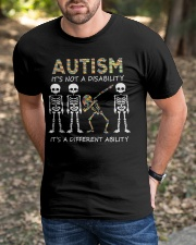 Autism Awareness Classic T-Shirt apparel-classic-tshirt-lifestyle-front-52