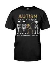 Autism Awareness Classic T-Shirt front