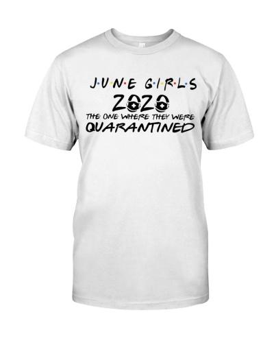June Girls 2020