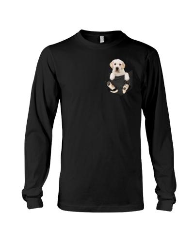 Labrador in my pocket