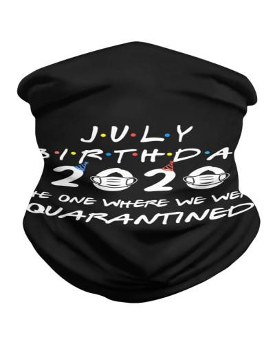 July birthday