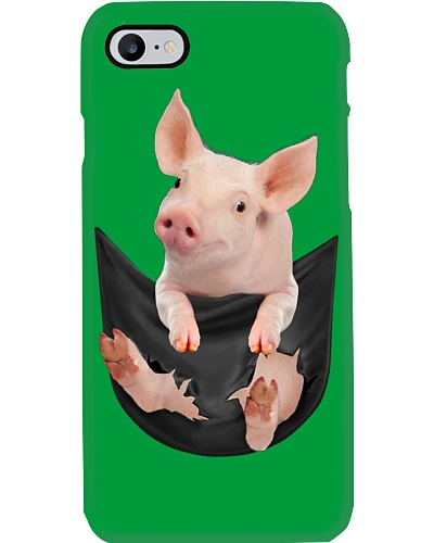 Pig in pocket