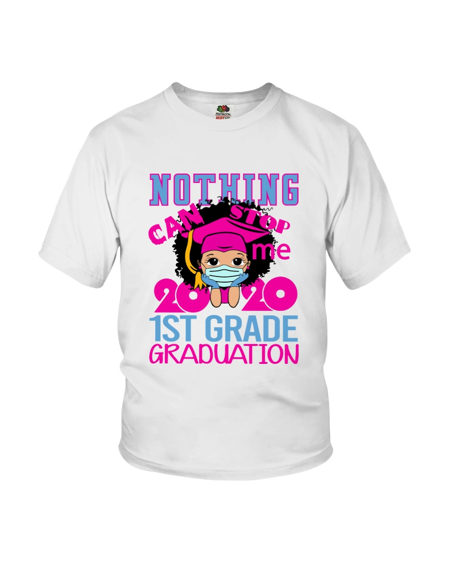 Girl 1st grade Nothing Stop Youth T-Shirt