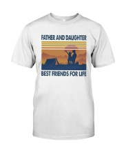 Camping Father Daughter Classic T-Shirt thumbnail