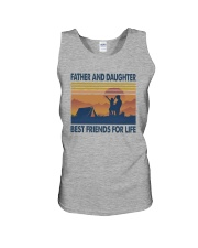 Camping Father Daughter Unisex Tank thumbnail