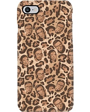 RBG leopard pattern Phone Case thumbnail