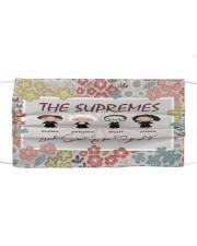 The Supremes apron Cloth face mask thumbnail