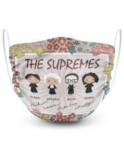 The Supremes apron 2 Layer Face Mask - Single thumbnail