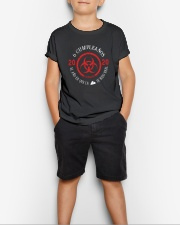 6 Got Real Spanish Youth T-Shirt lifestyle-youth-tshirt-front-1