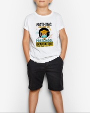 Preschool Nothing Quarantine Youth T-Shirt lifestyle-youth-tshirt-front-1