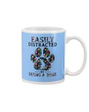 Skiing Easily distracted Mug thumbnail