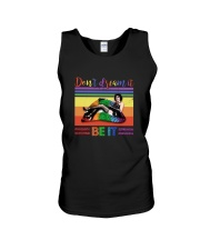 Dont Dream It Be It Unisex Tank tile