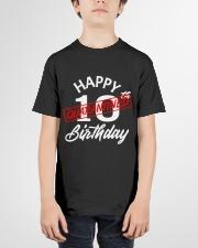 10 slash quarantined birthday Youth T-Shirt garment-youth-tshirt-front-01