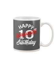 10 slash quarantined birthday Mug thumbnail
