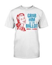 Grab him yard sign Classic T-Shirt thumbnail