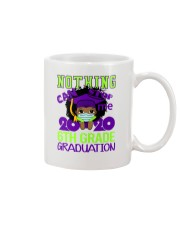 Girl 6th grade Nothing Stop Mug tile