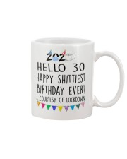 Hello 30 Happy  Mug front