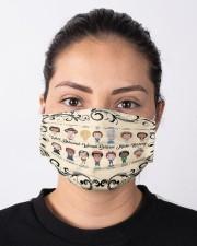 Frida Kahlo women seldom Cloth face mask aos-face-mask-lifestyle-01