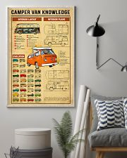 VW 1973 Camper Knowledge 11x17 Poster lifestyle-poster-1
