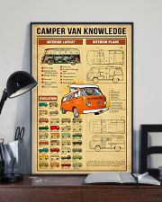 VW 1973 Camper Knowledge 11x17 Poster lifestyle-poster-2