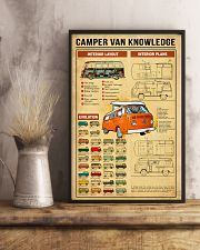 VW 1973 Camper Knowledge 11x17 Poster lifestyle-poster-3