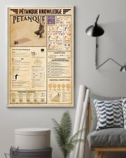 Pétanque Knowledge 11x17 Poster lifestyle-poster-1