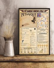Pétanque Knowledge 11x17 Poster lifestyle-poster-3
