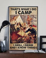 I Drink And I Know Things 11x17 Poster lifestyle-poster-2