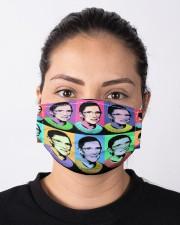 RBG pop art 2 Cloth face mask aos-face-mask-lifestyle-01