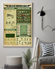 Soccer knowledge 11x17 Poster lifestyle-poster-1