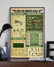Soccer knowledge 11x17 Poster lifestyle-poster-2