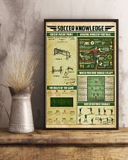 Soccer knowledge 11x17 Poster lifestyle-poster-3