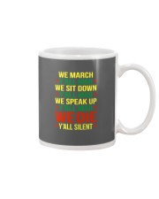 Black People Shirt Mug thumbnail