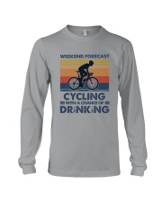 Cycling Forecast Long Sleeve Tee tile