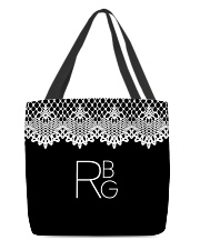 RBG lace collar tumbler All-over Tote thumbnail