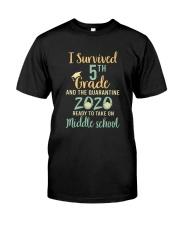 5th grade Ready to take on Classic T-Shirt thumbnail