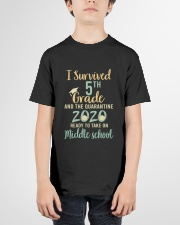 5th grade Ready to take on Youth T-Shirt garment-youth-tshirt-front-01