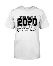 Senior Future Class Classic T-Shirt front