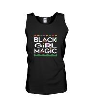 Black Girl magic Unisex Tank thumbnail