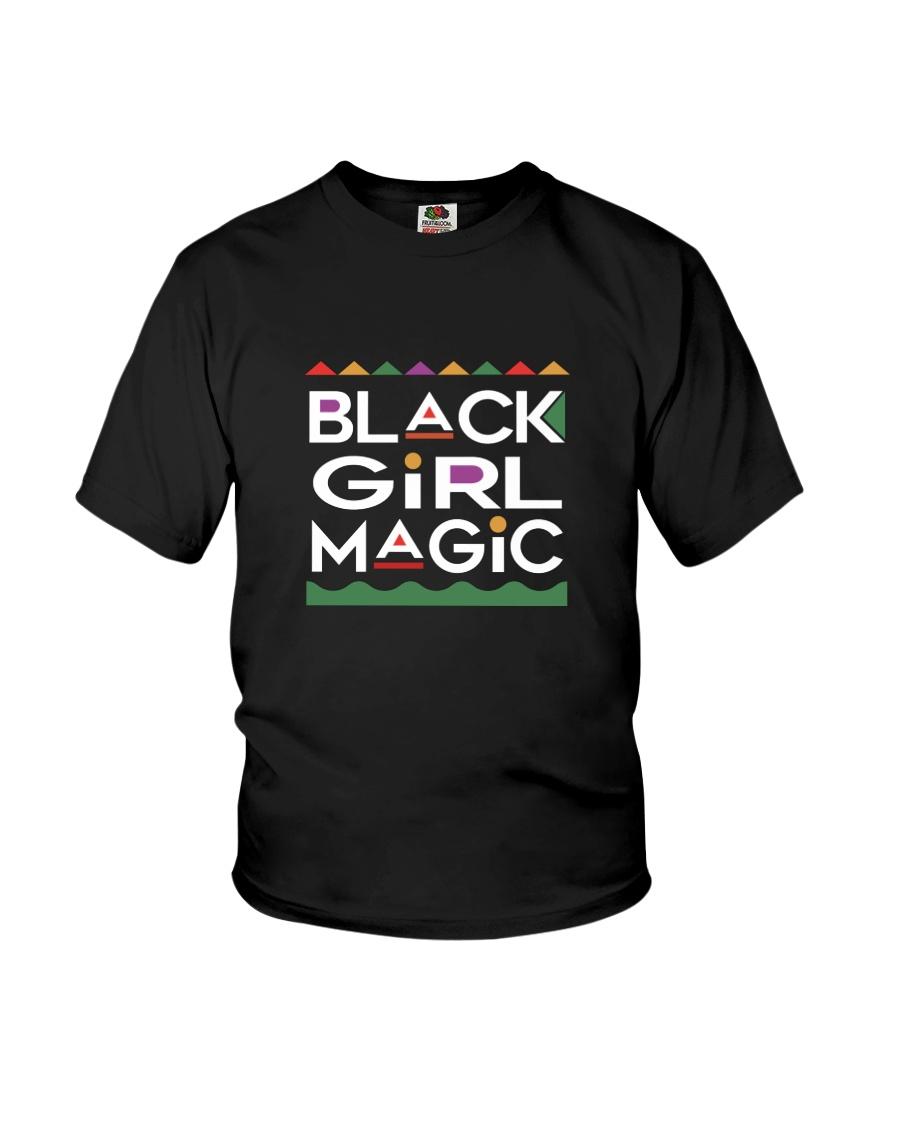 Black Girl magic Youth T-Shirt