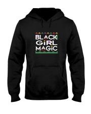 Black Girl magic Hooded Sweatshirt thumbnail